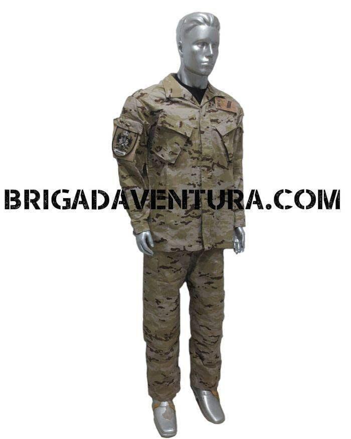 4b80c14bede Uniforme Árido Infantería De Marina | Brigada Ventura | Venta de ...